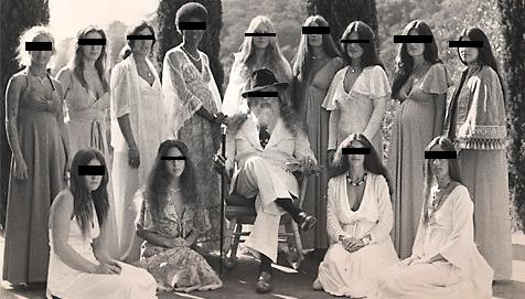 hippie cult