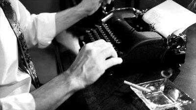 typewriter pulp