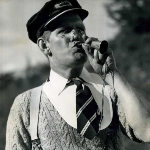 oh mr porter trumpet